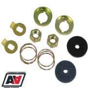 Genuine Weber 40 45 DCOE Throttle Shaft Spindle End Service Seal Kit Early